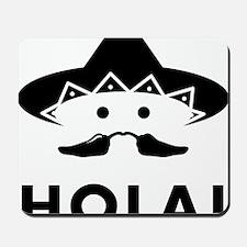 Chilli-Mustache-01-A Mousepad