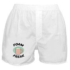 Foam Freak Boxer Shorts