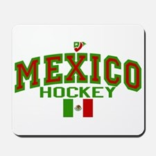 MX Mexico Hockey Mousepad