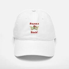 Pirate Birthday Baseball Baseball Cap