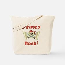 Pirate Birthday Tote Bag