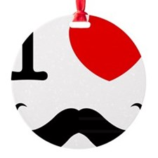 Mustache-015-A Ornament
