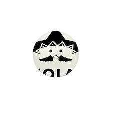 Chilli-Mustache-02-A Mini Button