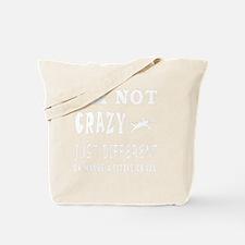 Crazy Swimming Designs Tote Bag