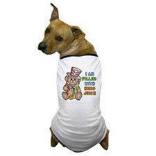 Teddy Bear Filled with Hero Juice Dog T-Shirt