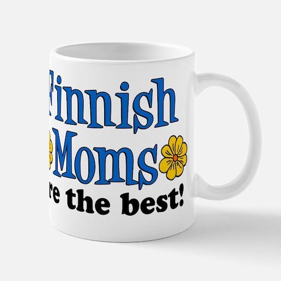 Finnish Moms Are The Best Mug