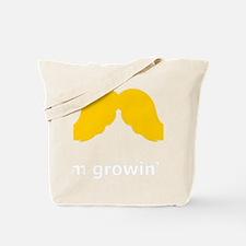 Mustache-051-B Tote Bag