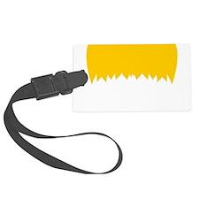 Mustache-056-B Luggage Tag