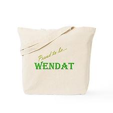Wendat Tote Bag