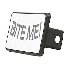 Bite Me Vampire Teeth Hitch Cover