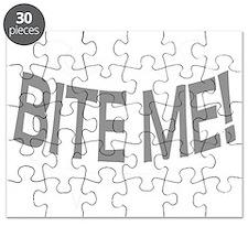 Bite Me Vampire Teeth Puzzle