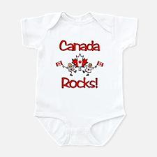 Canada Rocks! Infant Bodysuit