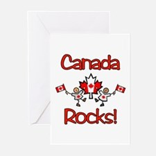 Canada Rocks! Greeting Cards (Pk of 10)