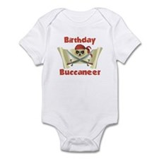 Pirate Birthday Infant Bodysuit