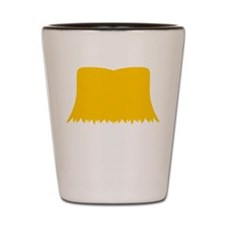Mustache-055-B Shot Glass
