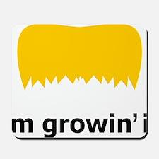 Mustache-056-A Mousepad