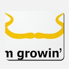 Mustache-065-A Mousepad