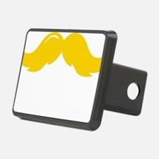Mustache-088-B Hitch Cover