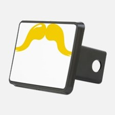 Mustache-082-B Hitch Cover