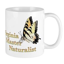 VA Master Naturalist logo, no chapter n Mug