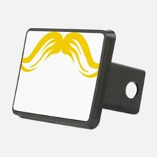 Mustache-092-B Hitch Cover