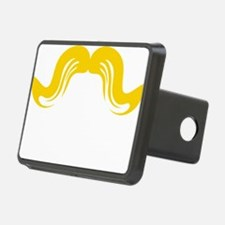Mustache-099-B Hitch Cover
