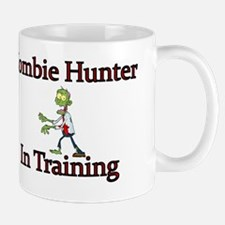 Zombie Hunter in training Mug