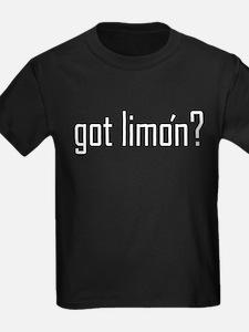 Got Limon? T