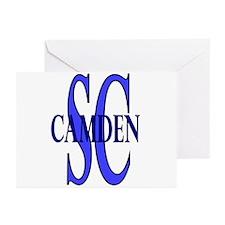 Camden South Carolina Greeting Cards (Pk of 10