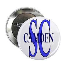 "Camden South Carolina 2.25"" Button (100 pack)"