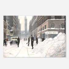 Blizzard on Bay Postcards (Package of 8)