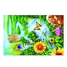 Oshun noborder horizontal Postcards (Package of 8)