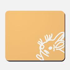 Bunny Sticky Note Mousepad