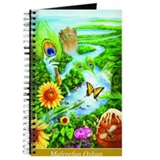 Oshun 16x20 Journal