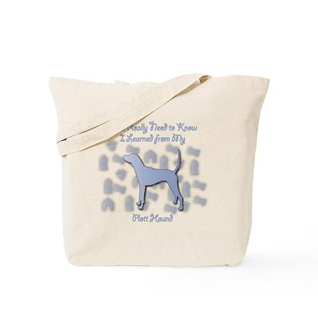 Learned Plott Tote Bag