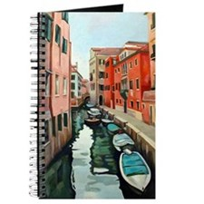 Venetian Cityscape Journal