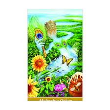 Oshun postcard Decal