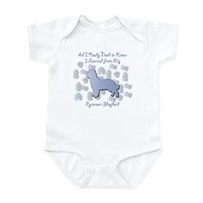 Learned Pyrenean Infant Bodysuit