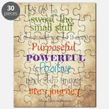 Work Word of the Day Sweat the Small Stuff  Puzzle