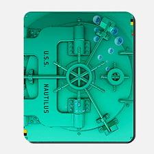 Submarine Door Mousepad