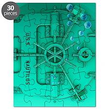 Submarine Door Puzzle