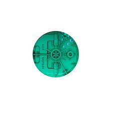 Submarine Door Mini Button