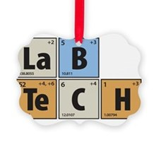 Lab Tech Ornament