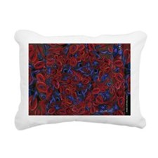 Sickle Cell Pain Awarene Rectangular Canvas Pillow