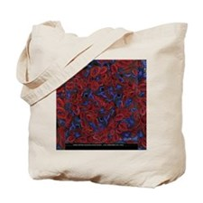 Sickle Cell Pain Awareness Tote Bag