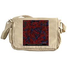 Sickle Cell Pain Awareness Messenger Bag
