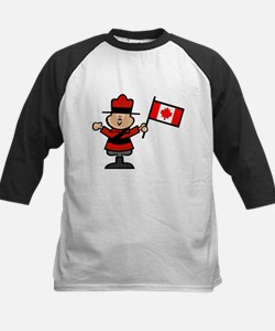 Cute Canadian Mountie Tee