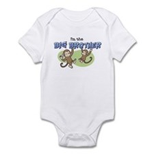 Big Brother (Monkey) Infant Bodysuit