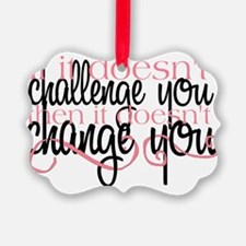 Challenge Ornament