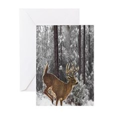 Winter Majesty Journal Greeting Card